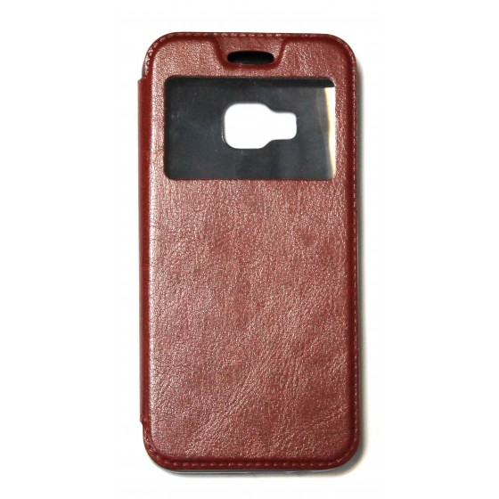 HTC One M9 Baseus Leather case