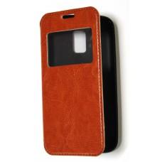 Samsung Galaxy S5 mini Baseus Leather case