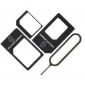 Griffin Nano and Micro SIM Card Adapters
