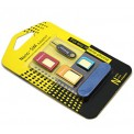 Nano and Micro SIM Card Adapters